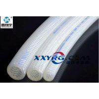 深圳鑫翔宇厂家直销食品级编织硅胶管,卫生级软管
