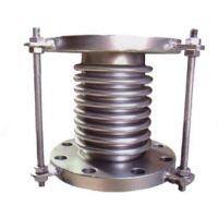 宁波埃美柯822单球体橡胶挠性接管 KDTF1.6X25-500