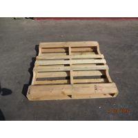 山东木托盘1.2米加工定制熏蒸出口木制木托盘特价出售