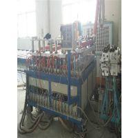 钢丝网复合管生产线|复合管生产线|浩赛特塑机