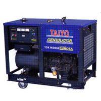供应日本大洋柴油发电机TDK47000TE型39KW西安进口供应商