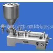 G2WGD双头膏体定量灌装机(卧式)西安/咸阳/宝鸡报价