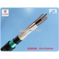 工厂批发 室外6芯多模光缆 GYXTW 铠装室外多模光缆 品质保证