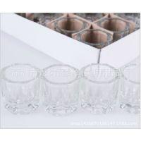 美甲专用超厚水晶杯 八角玻璃杯 盛水晶液杯 水晶甲雕花必备工具