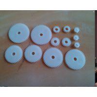 单层齿轮 塑胶单层平齿轮 仪器仪表传动齿轮