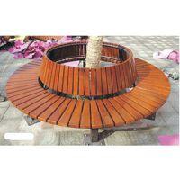 大连公园椅|花箱椅|木质座椅|铸铁公园椅