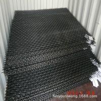 帆佑厂家直销钢轧花网 广西直销钢丝养猪网轧花网