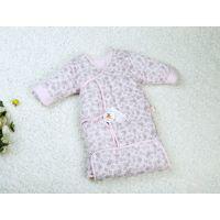 厂家直供 婴幼儿童装批发 丹瑞 新生儿 纯棉 加厚保暖 印花睡袋