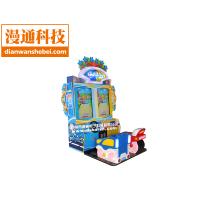 儿童大型模拟双人竞技赛车游戏机一路狂飙赛车游戏机儿童新款投币游戏机