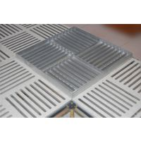 西安通风防静电地板品牌 未来星PVC防静电地板行业领先 OA网络地板规格