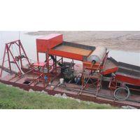 铁砂提取船机械,铁砂提取船操作,海天机械