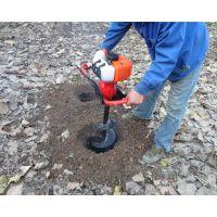 大成牌工程立柱汽油挖坑机 林栽植树汽油挖坑机