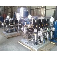 渭南临渭恒压变频供水设备 渭南临渭恒压供水设备不锈钢机械水泵稳流泵变频 RJ-R155