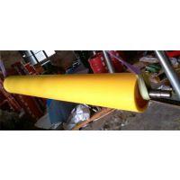 厂家供应优质耐磨胶辊 印刷纠偏胶辊加工定制