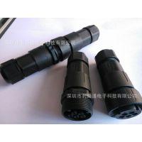 深圳连接器厂家 供应M29大功率防水连接器 大电流防水连接器