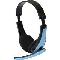 TCL E-200电脑耳机 电脑耳机头戴式  礼品耳机批发带麦克风