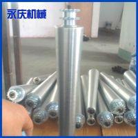 厂家提供 定做钢制单链动力锥辊 各式碳钢动力输送机锥辊