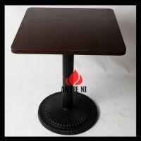 金属桌脚餐桌来图订制各类餐厅家具简约现代桌椅五金配件餐桌餐椅