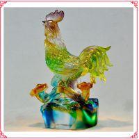 生日礼物 吉祥如意 琉璃物语 美好寓意非常适合十二生肖鸡属相