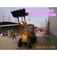 山东省宁津中首重工小型装载机的斗容量