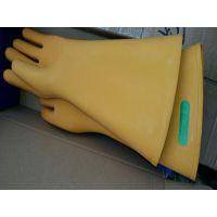 石家庄金淼电力批发 零售 橡胶材质35kv天津双安 电力带电作业橡胶绝缘手套