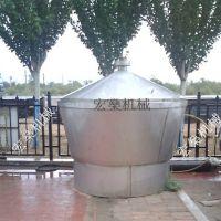 宏燊葡萄酒酿酒设备广西家庭农场不锈钢酒罐