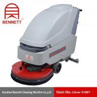 供应手推式洗地机自动洗地吸干机