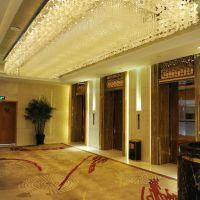 厂家订做酒店大堂灯 非标工程灯 水晶吸顶灯 大厅灯 生产定做批发
