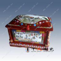 陶瓷骨灰盒骨灰盒生产厂家 瓷器殡葬用品