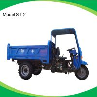 厂家供应ST-2勤达三开门农用三轮车 柴油工程三轮车