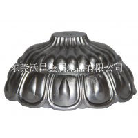 东莞虎门厂家加工锌铝合金机械零配件 铝合金浇铸件