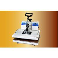 原厂低价出售大型气动热转印机 自动双工位单边操作升华烫画机