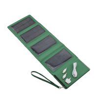 太阳能充电器折叠包 KP-8000 太阳能移动电源 太阳能充电宝 5W