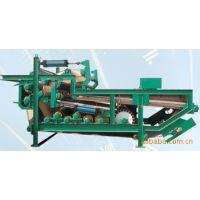 厂价直销低价供应造纸设备带式双网多辊污泥浆料脱水压滤机