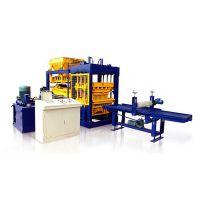 东辰免烧砖机专供河北省的水泥砖机免烧制砖机械设备