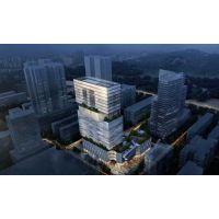 深圳报业集团新媒体文化产业基地建筑设计及施工设计图