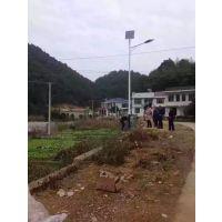 厂家供应山东烟台新农村太阳能路灯