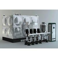 智能型箱泵一体化泵,智能变频供水设备,无负压设备