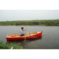 福建福州热卖景观木船欧式手划船 观光游船 手工制作婚纱拍摄特殊船
