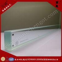 宏诚供应0-500MM国家二等标准玻璃线纹尺 标准测微尺