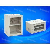 单层配线柜 4U路由器专柜 机箱机柜 挂墙柜 电商网络机柜专用