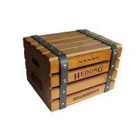 红酒木盒 红酒木箱六支装 红酒包装 葡萄酒包装