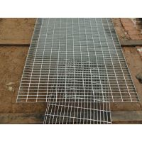 大量销售 云南平台热镀锌钢格板 贵州防滑热镀锌钢格板