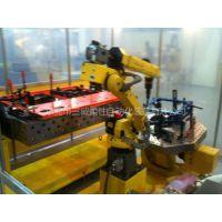 供应SANW机箱柜体机器人自动焊接工装夹具