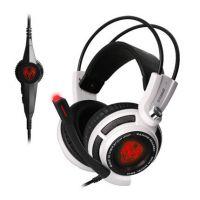 Somic/硕美科 G941专业游戏耳机 头戴式电脑耳麦 7.1声道智能震动