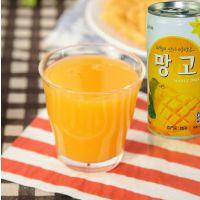 韩国进口 九日牌加糖芒果果汁饮料175ml 芒果饮料饮品 畅饮夏日