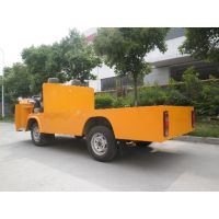供应新款江苏电动货车电动驳运车电动平台车1吨2吨3吨-德士隆