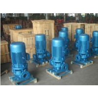 ISG立式管道离心泵 ISG管道泵 单级单吸立式离心泵