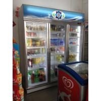 供应广西士多店饮料三门饮料冷藏展示柜