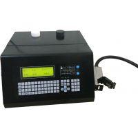 山东UV喷码机胶黏剂产品硅胶化工品励硕生产日期批号喷码机